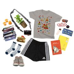 cats by kampow on Polyvore featuring Hansel from Basel, Ultimate, adidas, Tyrrell Katz and DSPTCH
