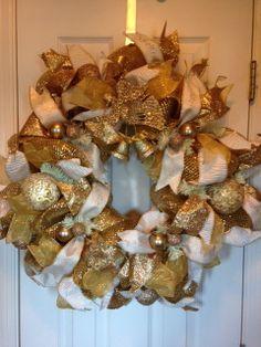 """""""Gloria"""" wreath"""