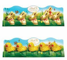Lindt Chicks Easter Baskets, Hamper, Delish, Amazing, Party, Parties, Basket