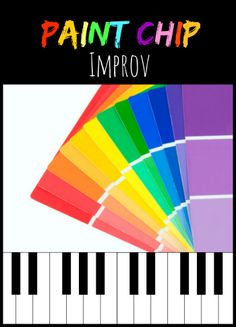 Paint Chip Improv