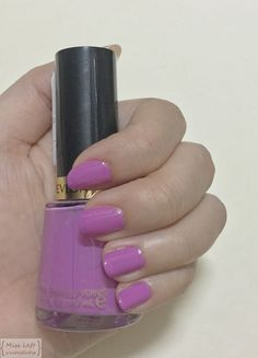 #nail #nailpolish #nailcolour #revlon