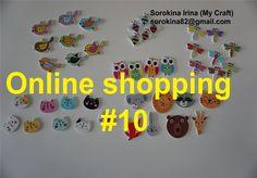 Online shopping #10 - wood buttons / деревянные пуговицы