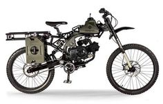 This is truly the moped to die for.