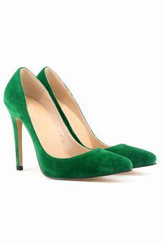 Stiletto Heel Round Toe Stiletto Heels