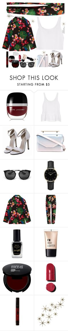 """Harry Styles's Style!"" by shahystyle ❤ liked on Polyvore featuring Marc Jacobs, J Brand, M2Malletier, Prada, ROSEFIELD, Valentino, Barry M, Charlotte Russe, Chanel and Global Views"