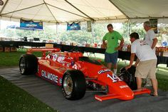 Open Wheels at the #PVGP