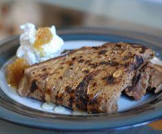 Fotorecept: Gaštanové palacinky z troch surovín Steak, Pork, Kale Stir Fry, Steaks, Pork Chops, Beef