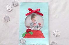 Snow Globe Template Card All activities should be supervised by an adult. By using this site, you agree to our . This post may contain affiliate links. Read our disc # Family Christmas Cards, Christmas Card Crafts, Christmas Card Template, Homemade Christmas Cards, Christmas Messages, Handmade Christmas, Christmas Ideas, Xmas, Sunday School Kids