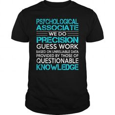 Awesome Tee For Psychological AssociatePsychological Associate T Shirts, Hoodie Sweatshirts