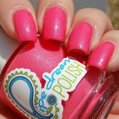 Pipe Dream Polish Calienta Pink Polish, Nail Polish, Bahama Mama, Pretty Nails, Pipe Dream, Apple, Sweet, Bliss, Box