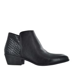 Ankle Bootie Side Zip