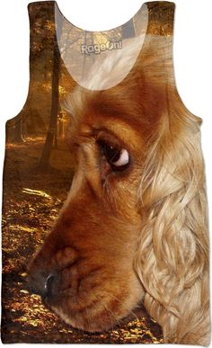 Check out my new product https://www.rageon.com/products/dog-cocker-spaniel-tank-top on RageOn!