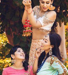 Handmade Pom Pom Kaleere by Paisley Pop Indian Art, Jewelry Art, Paisley, Blouses, Jewels, Photo And Video, Pop, Handmade, Instagram