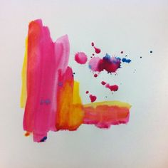 #artist #art #watercolor #color #paint #painting #akvarell #alicemurray #squares #splashes #dripp #färg #målning #artistsofinstargam