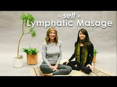 Self Lymphatic Massage - At Home. This is part two of a three part series in which our good friend, Lisa Gainsley will lead you through a self-care program f. Lymphatic Drainage Massage, Self Massage, Face Massage, Massage Oil, Lymphatic System, Autoimmune Disease, Medical Care, Massage Therapy, Health And Wellbeing