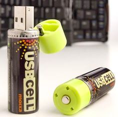 Fancy - Continuance Rechargeable USB Battery