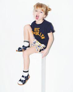 Photos : Tobias Zarius Style : Sandra Cacaud ☞ Plus de contenu sur www.milkmagazine.net