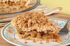 Aprende a preparar tarta de manzanas con esta rica y fácil receta. Para los amantes del apple pie, en esta receta traemos una opción muy sencilla y deliciosa con...