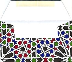 stationery Cash Gifts, Moroccan Design, Envelopes, Morocco, Stationery, Party Ideas, Modern, Color, Products
