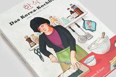 Das Korea Kochbuch - Ariane Bille · Grafikdesign und Food-Fotografie · Berlin