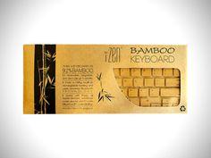Bamboo Keyboard.