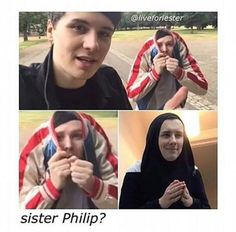The rise of sister Philip