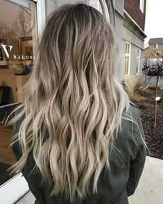 "234 Likes, 31 Comments - McKenzie Sellers (@mc__styled) on Instagram: ""How perfect is @greenelizabeth_ hair?! Cutest girl, with this pretty sombre!  #balayage…"""
