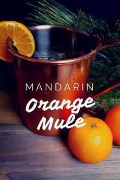 Mandarin Orange Mule