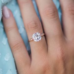 Asscher Moissanite Engagement Ring White Gold Vintage Unique Engagement Ring for women wedding Anniversary Gift halo and thin channel pave