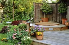 Outdoor Spa Photos, Design, Ideas, Remodel, and Decor - Lonny