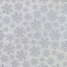 snowflakes   winter  ...The Container Store > Prismatic Snow Alert Gift Wrap