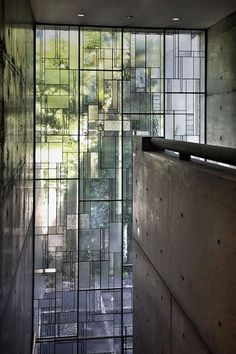Tadao Ando Showcases Japanese Architecture in NYC Residential Complex is part of Architecture glass - Design News & Events Selection Tadao Ando, Japanese Architecture, Facade Architecture, Ancient Architecture, Sustainable Architecture, Landscape Architecture, Verre Design, Glass Design, Facade Design