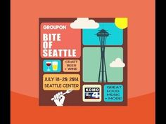 Hope you can make it to the Groupon Bite of Seattle Sunday, July 20th - I'll be there from 2-3 in a Chef Cook Off with Old Sage chef Matthew Woolen. Come enjoy!