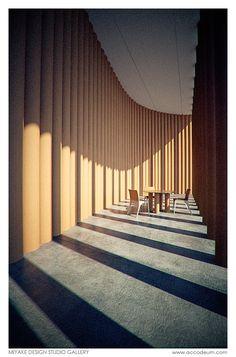 Miyake Design Studio Gallery by accodeum