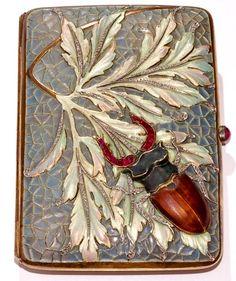 Fabergé Cigarette case...