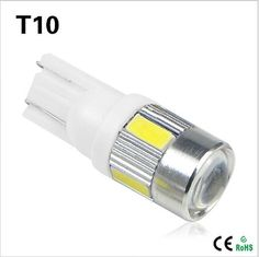 1X CANBUS T10 LED 194 168 W5W HID White Car Auto LED Light 5730 SMD 6 LEDs Bulb Fog Turn Tail Signal DRL No Error Clearance Lamp Online with $1.02/Piece on Cnlighting's Store | DHgate.com