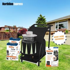 Best Mosquito Control for Backyard – Back of House Yard Ideas Best Mosquito Control, Best Mosquito Trap, Mosquito Spray, Mosquito Killer, Large Backyard Landscaping, Small Backyard Design, Ponds Backyard, Chickens Backyard, Backyard Designs