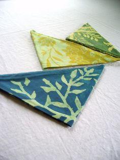 batik bandanas