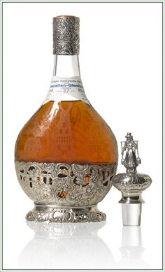 The Macallan-Glenlivet Distillery 1938 Decanter With 37 Years Old Scotch Whisky
