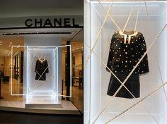 Chanel pearl windows, Singapore » Retail Design Blog