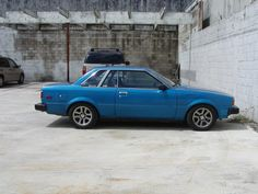 This was my old 1980 Toyota Corolla SR5 TE72