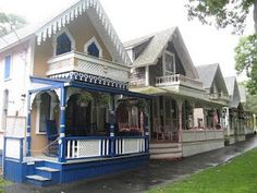 Mary's Ramblin's: PAINTED LADIES AND DOLL HOUSES.  Martha's Vineyard