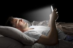 Use of a light-emitting electronic device (LE-eBook) in the hours before bedtime can adversely impact overall health, alertness, and the circadian clock which synchronizes the daily rhythm of sleep to external environmental time cues, according to new research that compared the biological effects of reading an LE-eBook compared to a printed book.