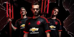 Adidas 2015-16 Third Shirt for Manchester United