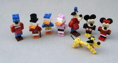 Lego-Disney family