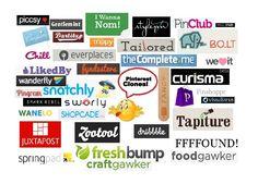 Sites like Pinterest: List of 50 Similar Social Media Websites for Traffic
