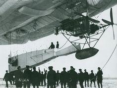 North Sea Class airships