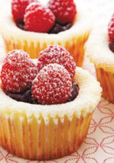 Paula Deen's Easy Cheesecake Cupcakes