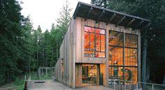 Breuer Cabin by Lundberg Design | HiConsumption