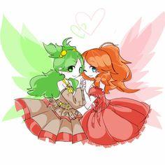 Anna y Natalie